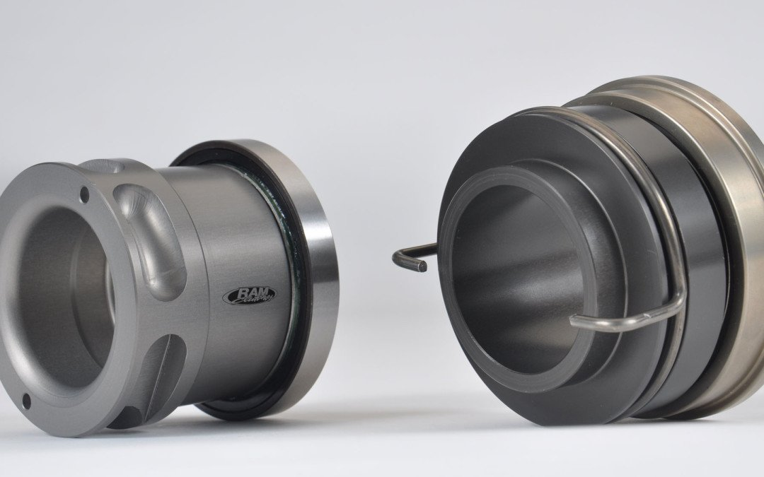 New release bearing eliminates grease contamination in all drag racing clutches