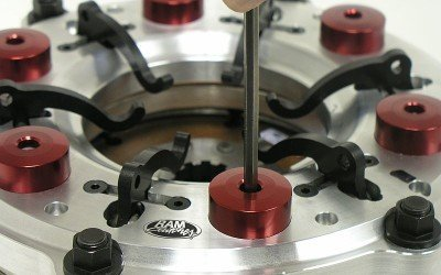 How to Make Key Adjustments to a Drag Racing Clutch