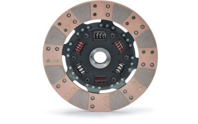 Why introduce metallic-sintered materials to a regular clutch assemblies?