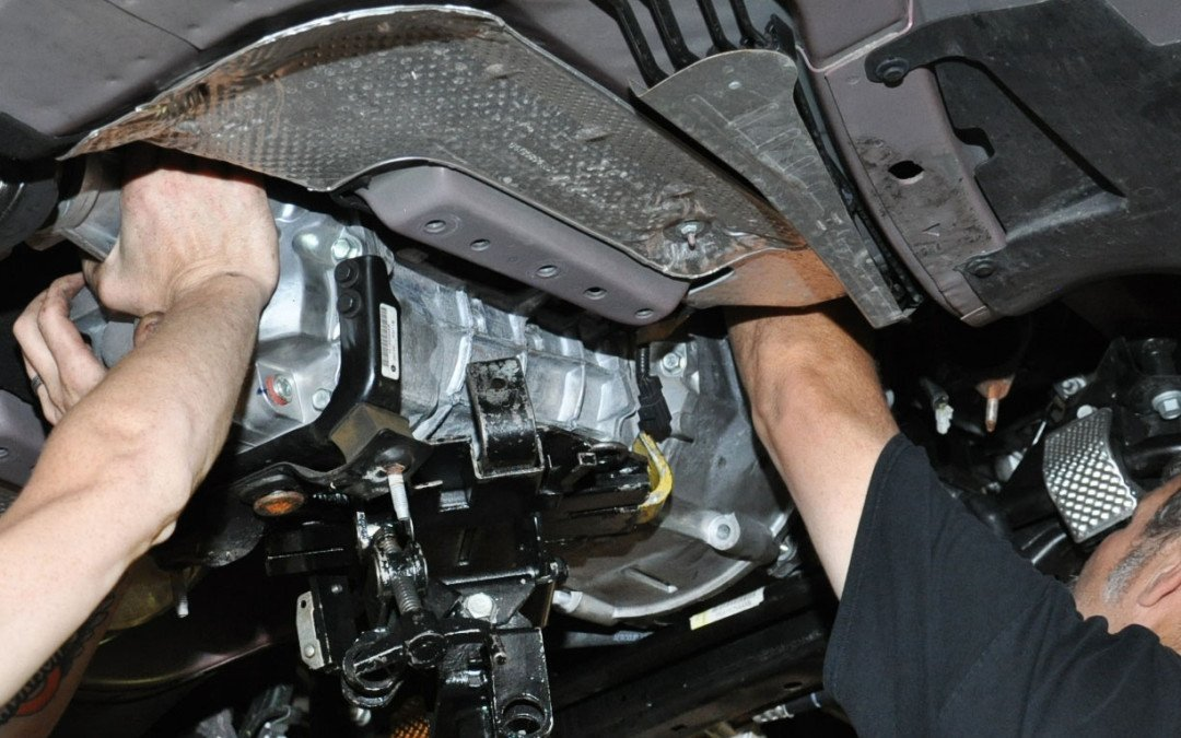 How to keep your poise when installing a gearbox with an upgraded clutch