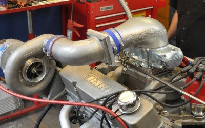 Inventiveness of the 650, 750 & 850cfm Blow-through Mighty Demon carburetors