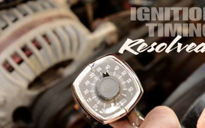 Inadequate ignition timing: