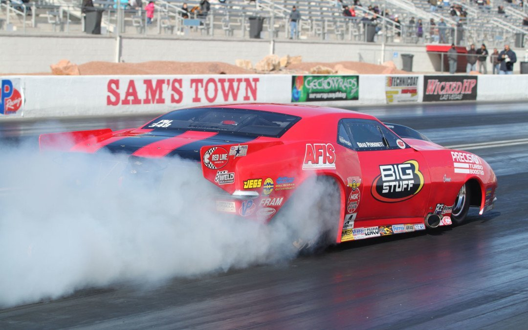 EFI controllers dominate high-end drag racing