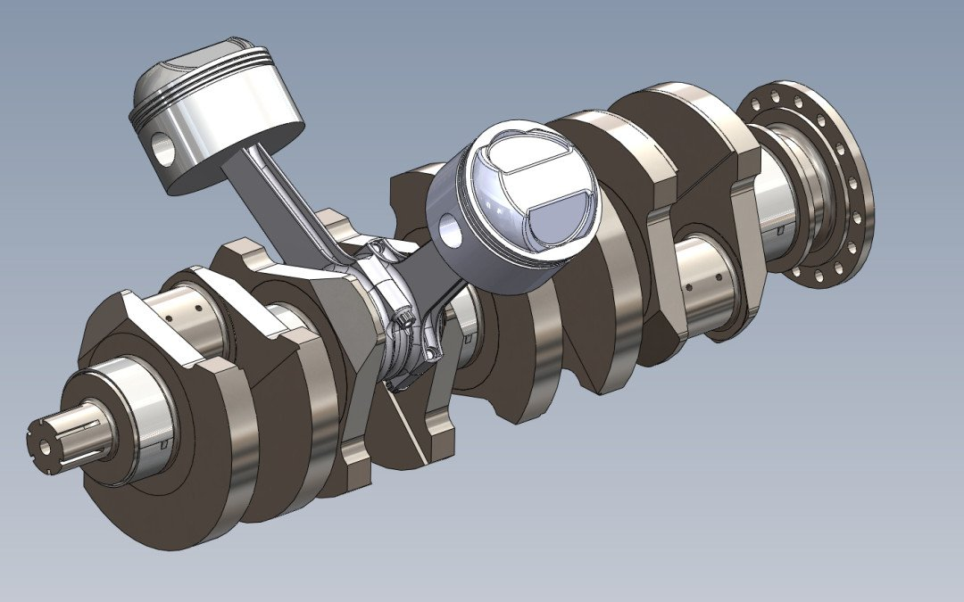 Torsional vibes break crankshafts!  How could you identify them and, if necessary, eradicate them?