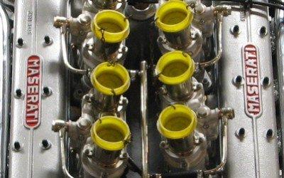 Restoring vintage engine blocks in five steps