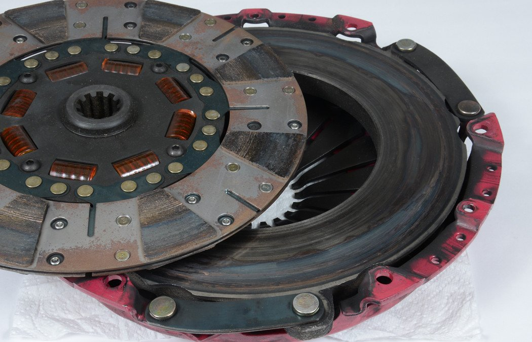 How to make a Street Stock racing clutch survive