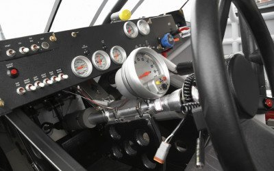 Steering feel: In all probability 90% of oval track racers don't know how to acquire it