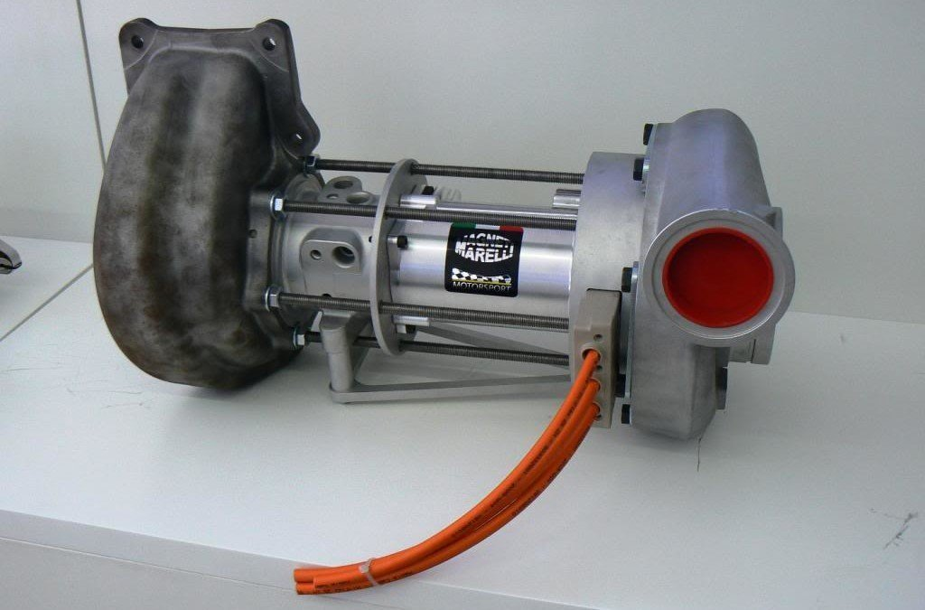 Combine an electrified turbocharger with a battery pack, you'll scarcely believe the effect!