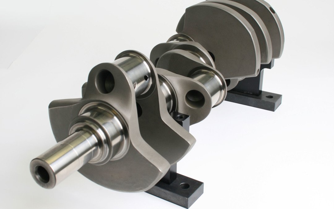 K1 introduces new crankshafts and connecting rods for GM LS engines