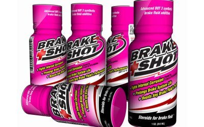 BrakeShot further improves on standard formula