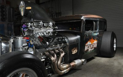 Meet Uncle Jed: A Robert Killian creation aimed to run 200-plus mph