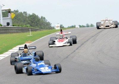 Barber F1 Historics