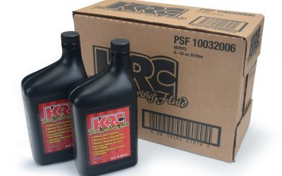 KRC launches new power steering fluid: their best ever!