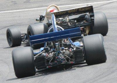 F1 Tyrrell 007