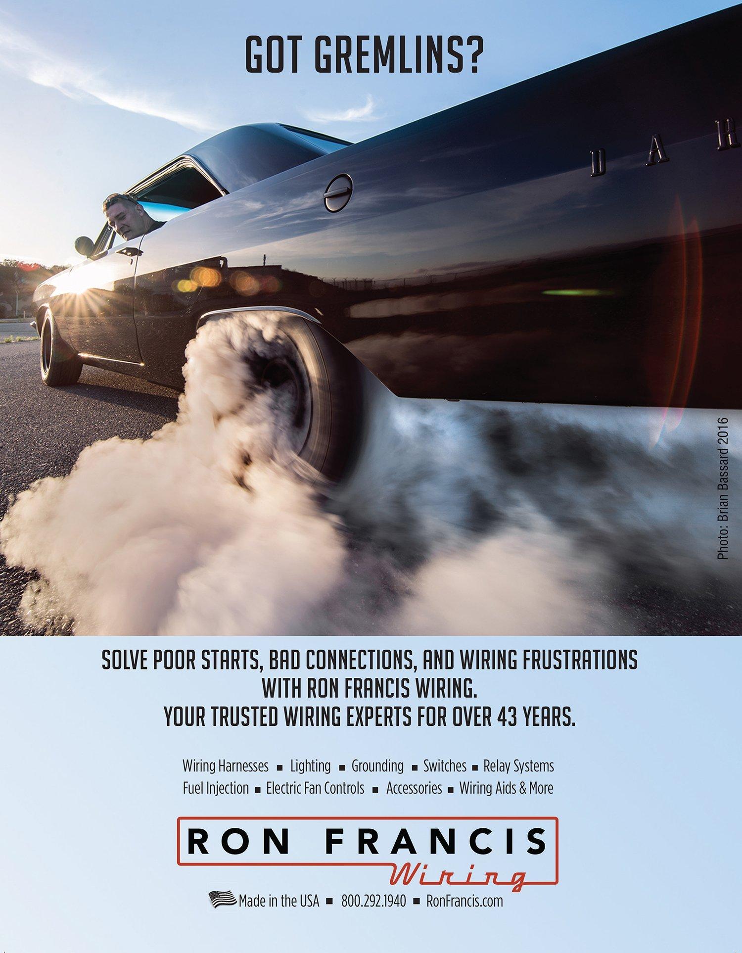 Print Online Advertising Moore Good Ink Ron Francis Wiring Race Car