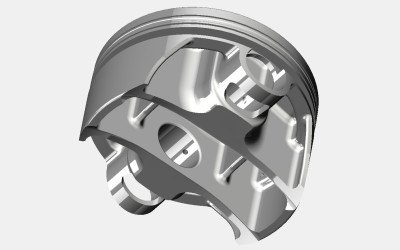 CP-Carrillo: X-style pistons for power-adder engines