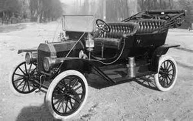 Ford of 1910: changes to make you ponder