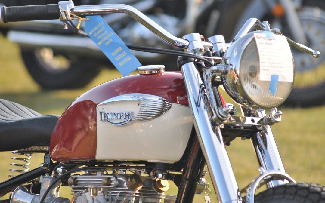Barber's 10th Vintage Motorcycle Festival