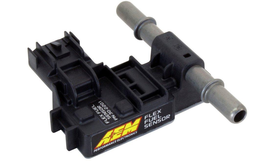 AEM releases flex-fuel ethanol content sensor kits