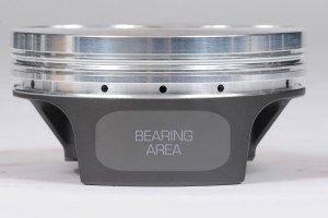 Bearing-area