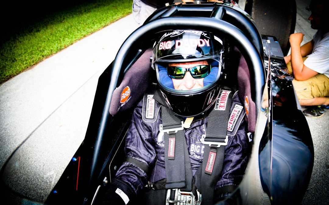 Garlits' quest for 200mph on batteries takes temporary jolt