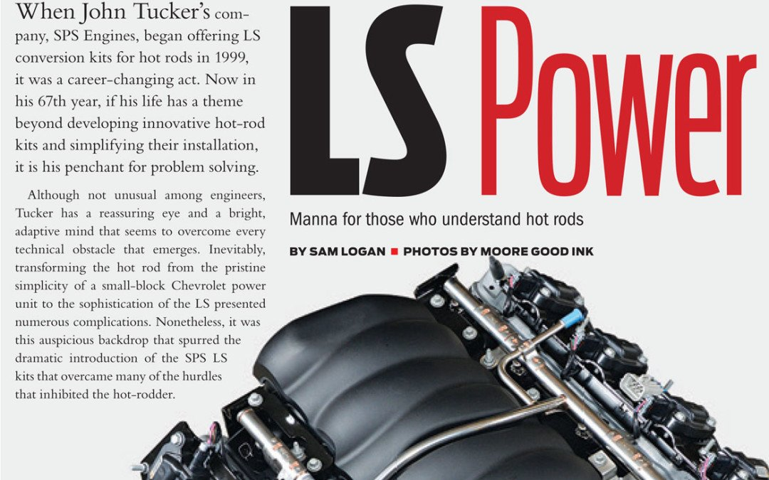 LS Power: Manna for those who understand hot rods
