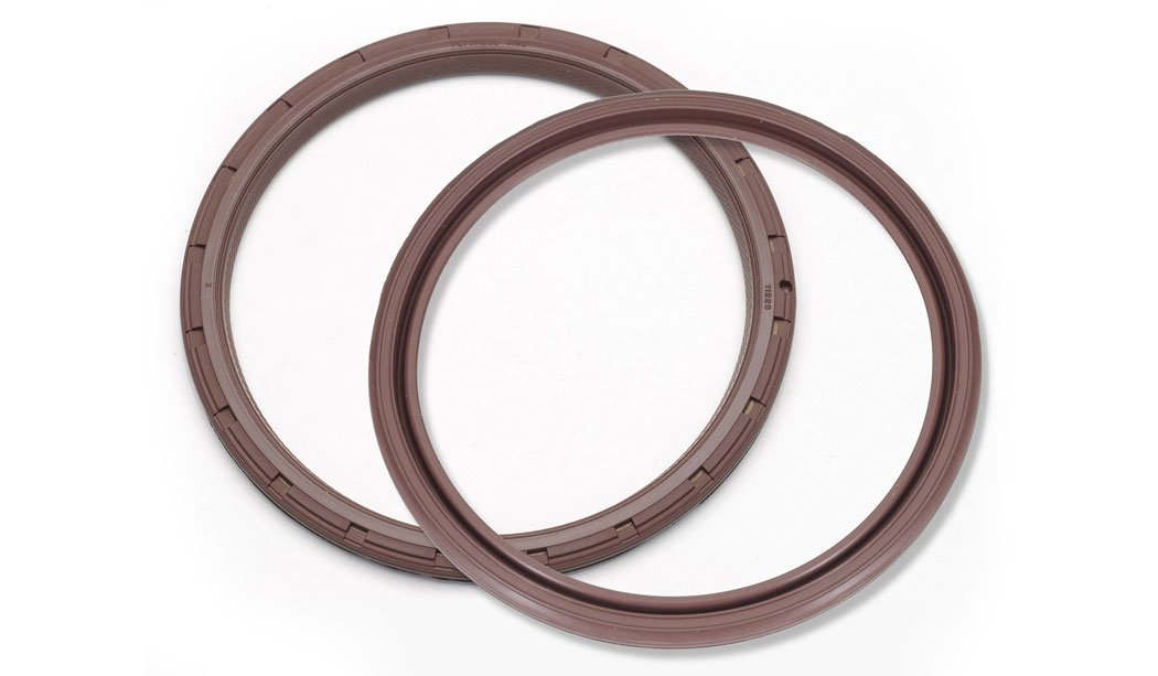 Kaase abandons traditional two-piece big-block rear main seal
