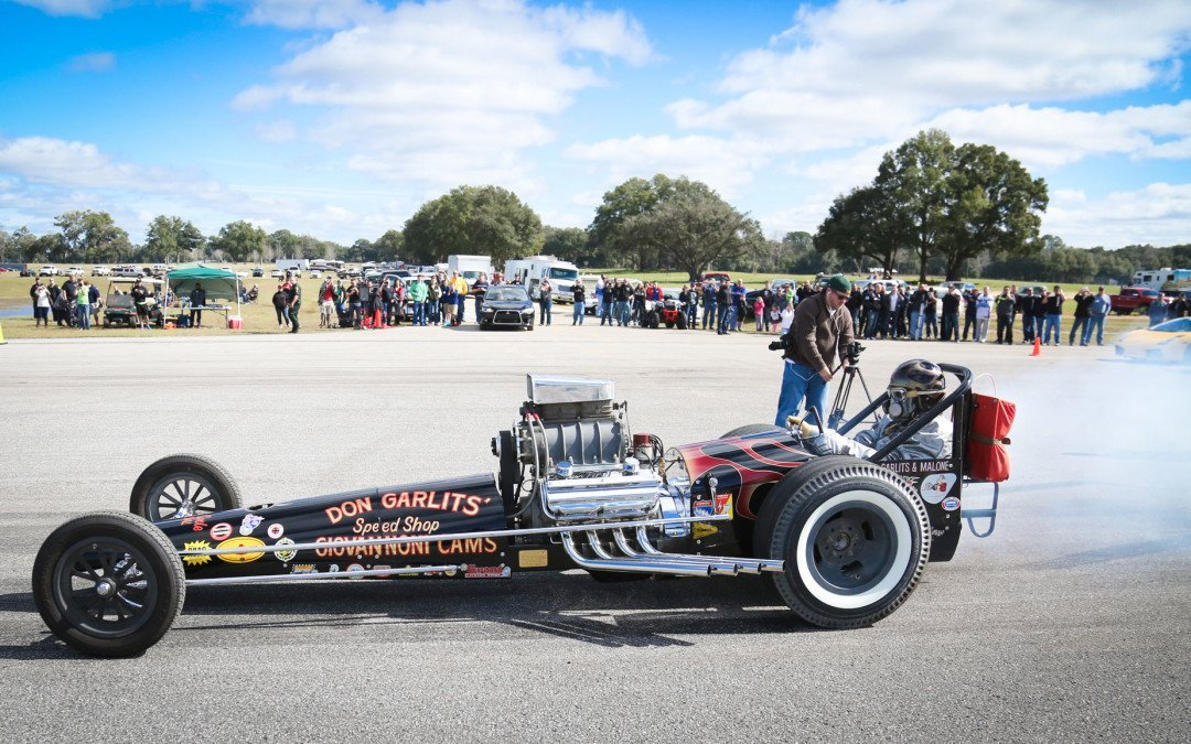 Swamp Rat 1: Dragster of competitive splendor