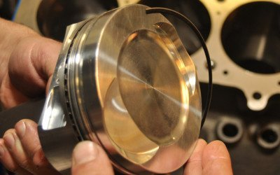 Gibtec Pistons: Guide to top ring placement from Pro Stock to Street