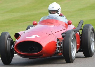 1957 World Championship won by Fangio, Maserati 250F