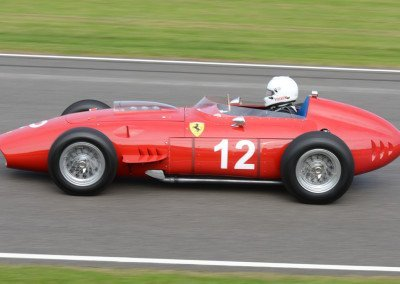 A Ferrari 246 Dino won the 1958 F1 World Championship in the hands of Mike Hawthorn