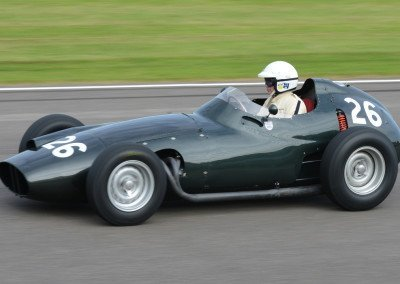 Gary Peason: The BRM Type 25 raced from 1955 to mid-1960