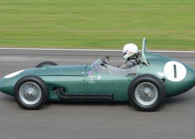 Marc Valvekens, 1959 F1 Aston Martin DBR4, 2992cc