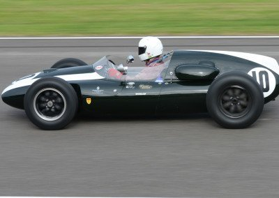 Rod Jolly, 1958 Cooper-Climax T45/51, 2495cc