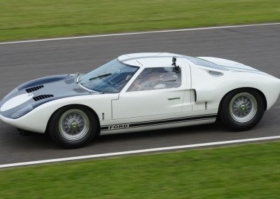 1964 Ford GT 40: McLaren helped develop the car throughout the mid-1960s