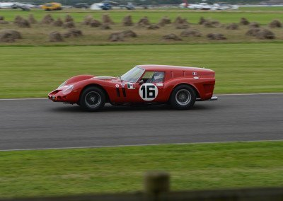 Unmistakable 'Breadvan', derived from a Ferrari 250 GTO & debuted at Le mans in 1962