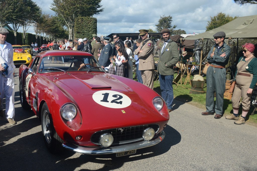 1958 Ferrari 250 GT Tour de France 2953cc, Steve Boultbee Brooks