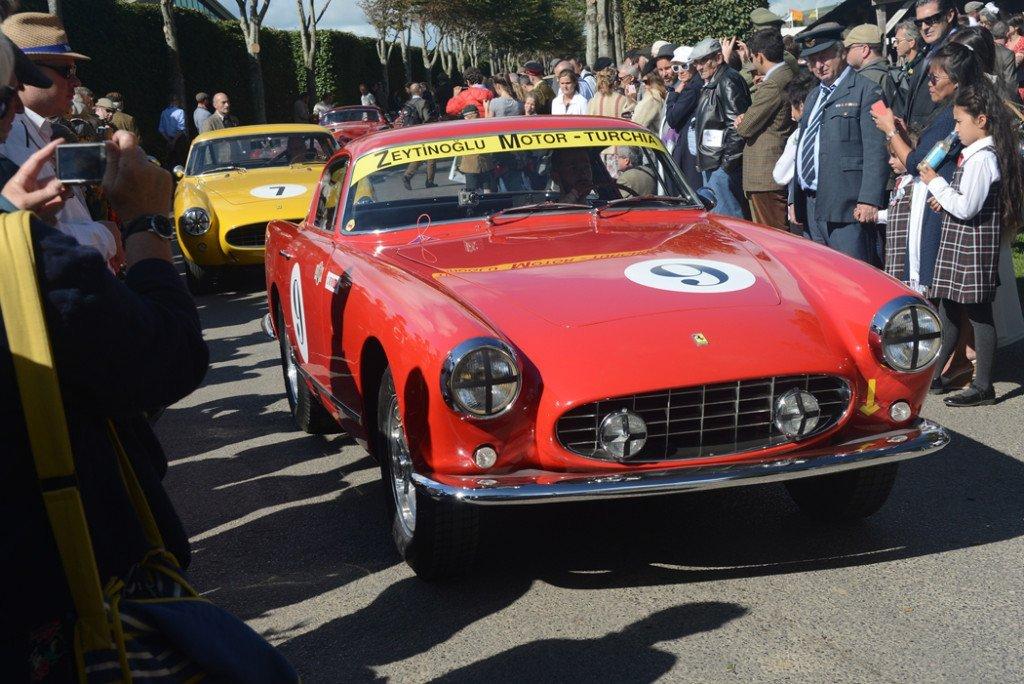 1957 Ferrari 250 GT Boano 2995cc, Cengiz Artam