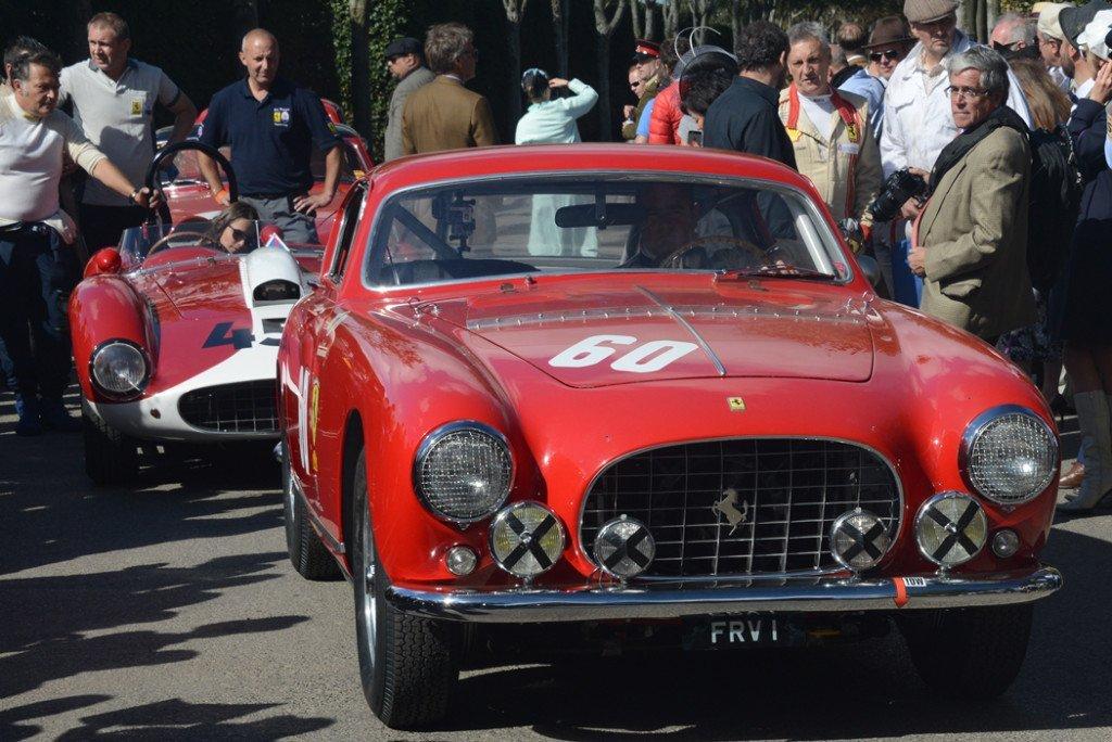 1955 Ferrari 250 GT Europa 2995cc, Roy Kent