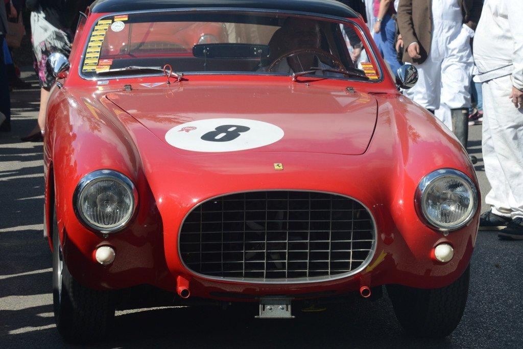 1954 Ferrari 250 GT Europa 2995, Erich Traber