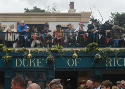 The Duke of Richmond: Cheers & looking forward to seeing you again next year!