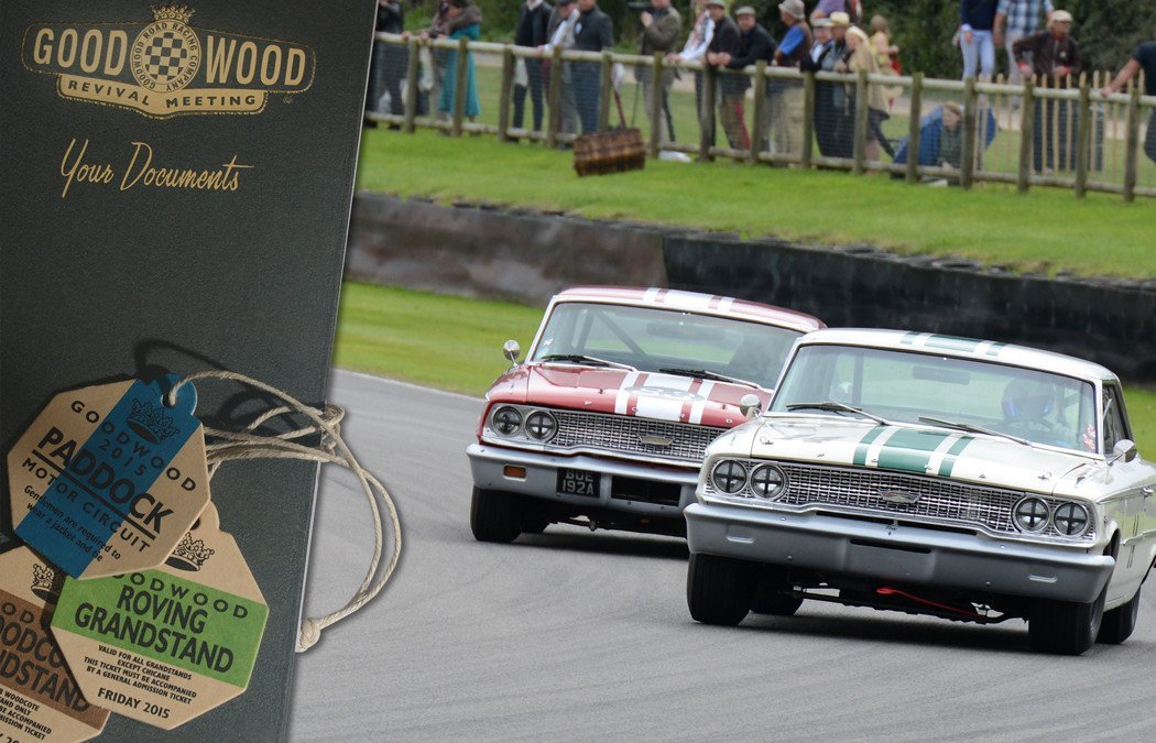 The allure of Goodwood