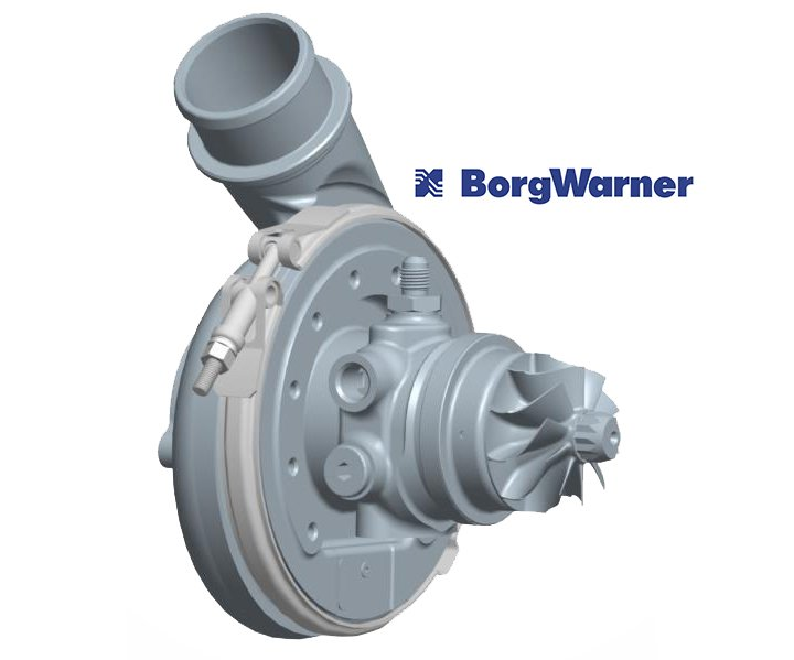 New turbo core assemblies from BorgWarner