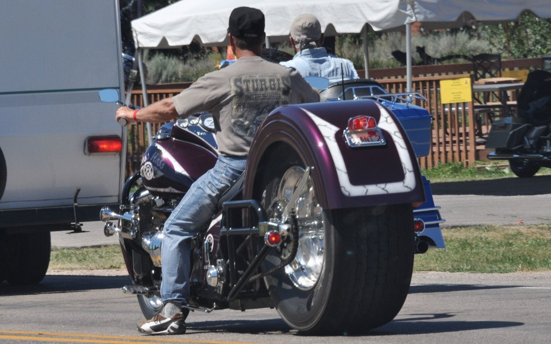 What made the 75th Sturgis rally so memorable?