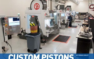 Custom Pistons