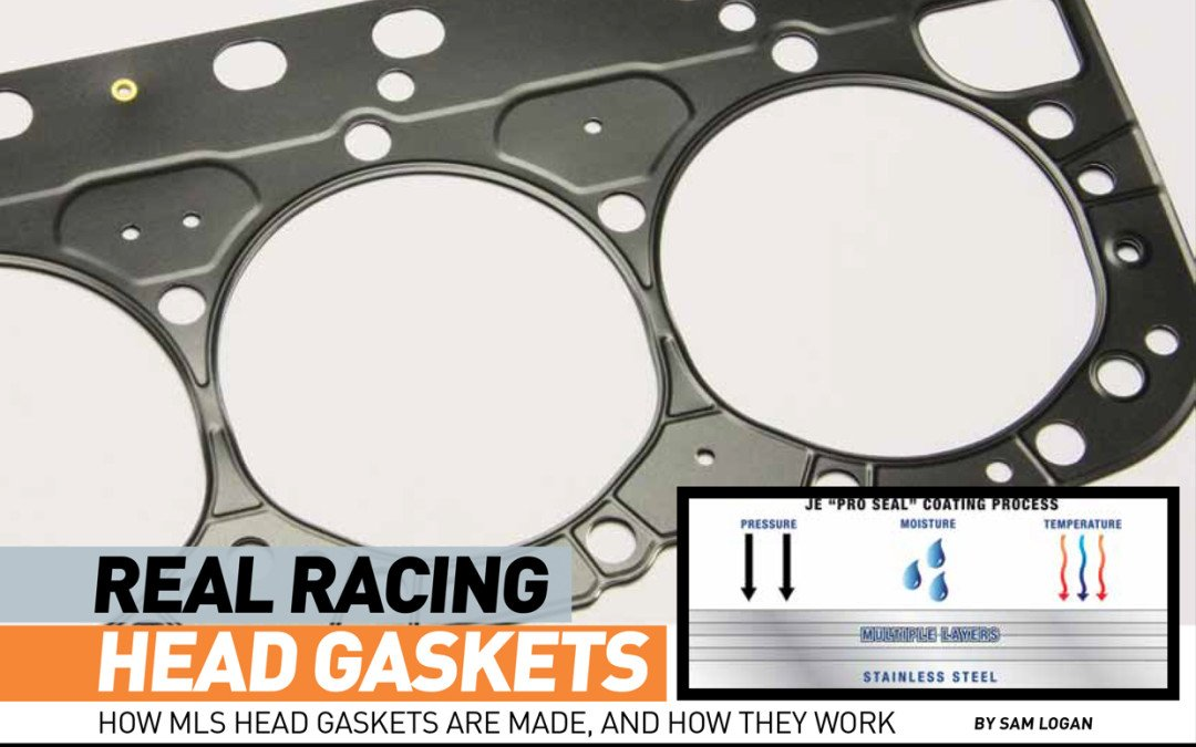 Real Racing Head Gaskets