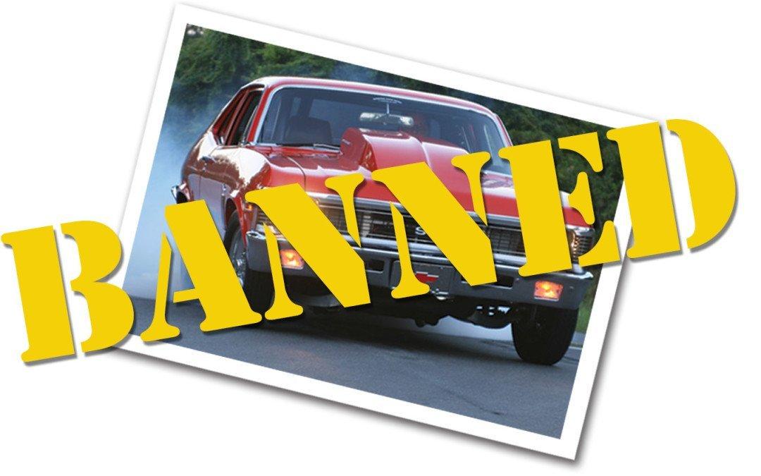 EPA threatens ruin to motor sports