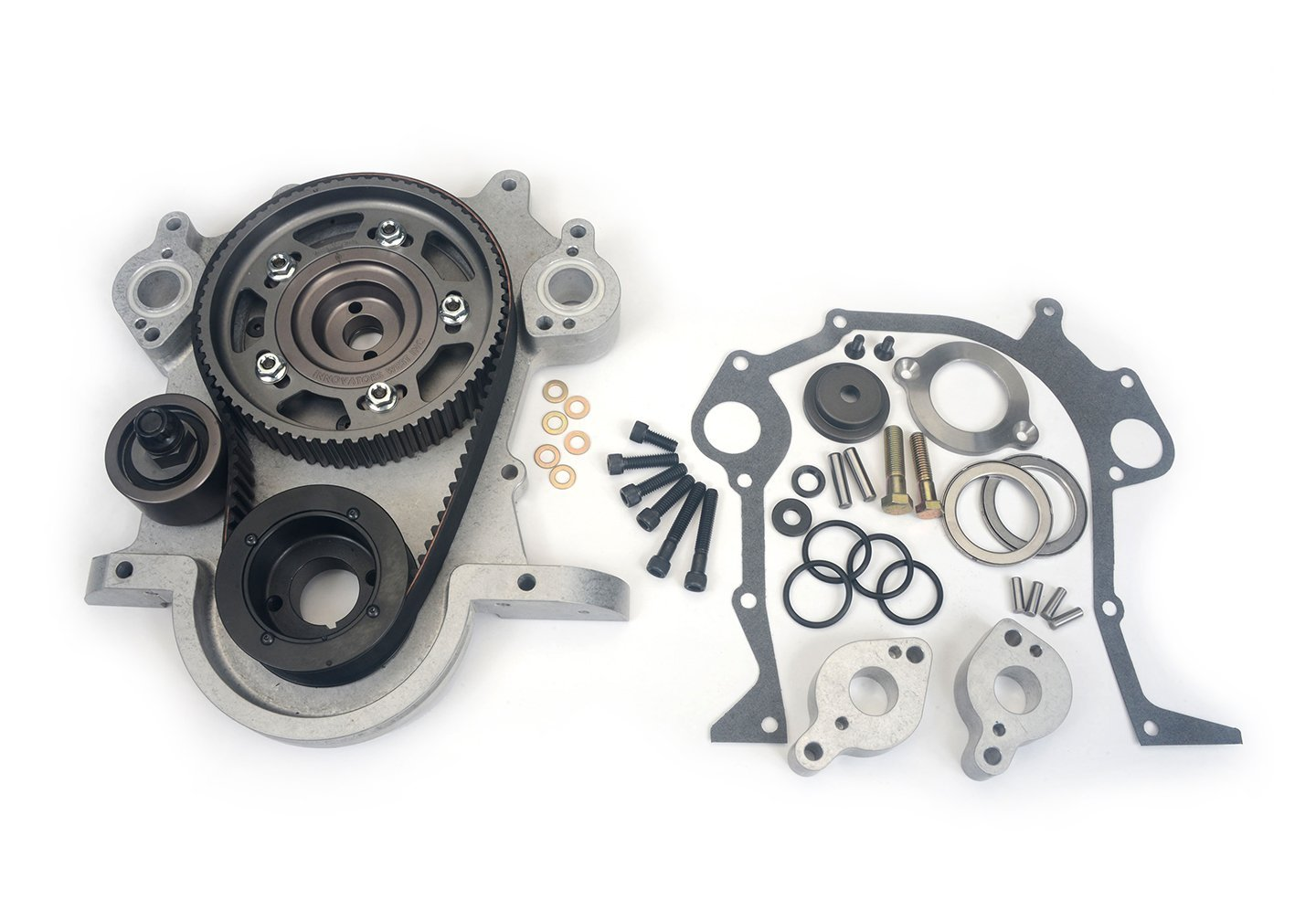 New Belt Drive Assemblies For Big Block Ford Engines Moore Good Ink Timing Iw Beltdrive1 Web