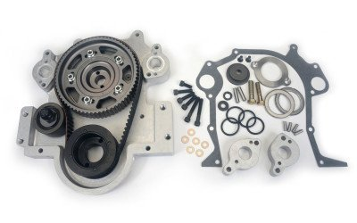 New belt-drive assemblies for big-block Ford engines