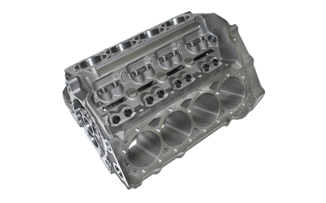 New Motown Pro Lightweight SBC Block From World Products